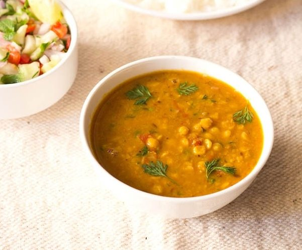 chana dal - main course recipes