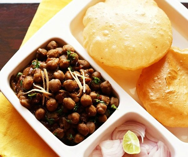 chole - main course recipes