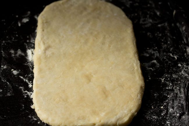 rolling - puff pastry recipe