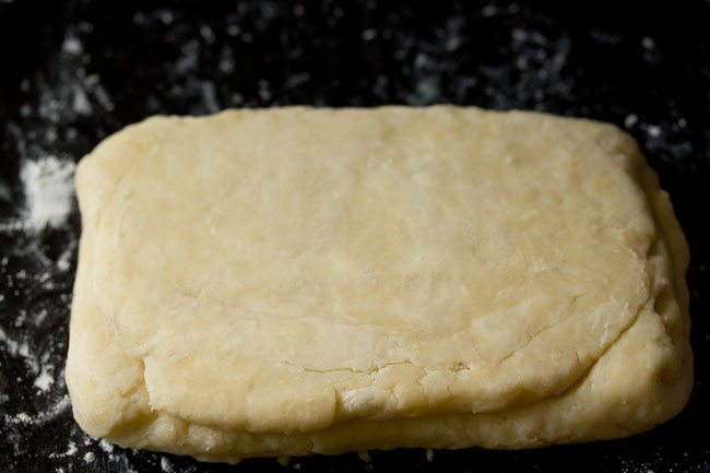 rolled - puff pastry recipe