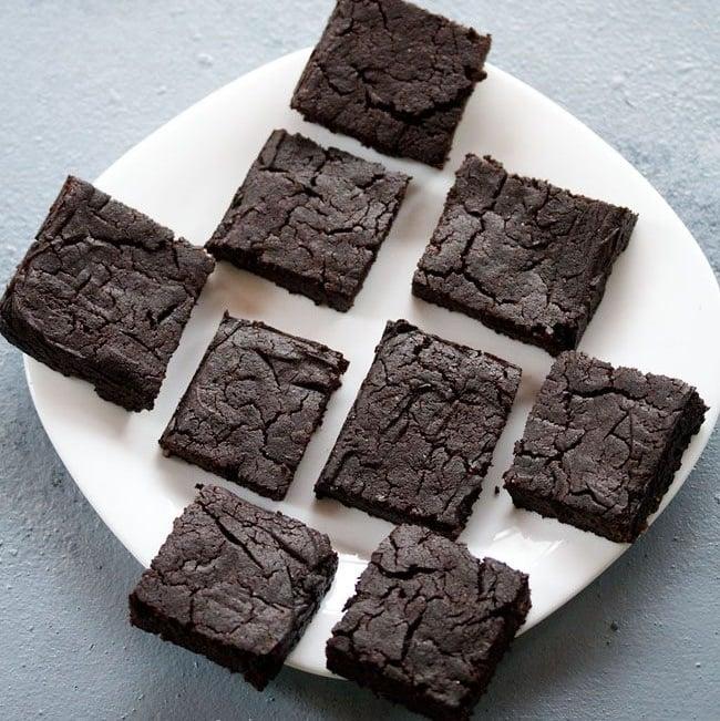 eggless brownie recipe, eggless chocolate brownie recipe