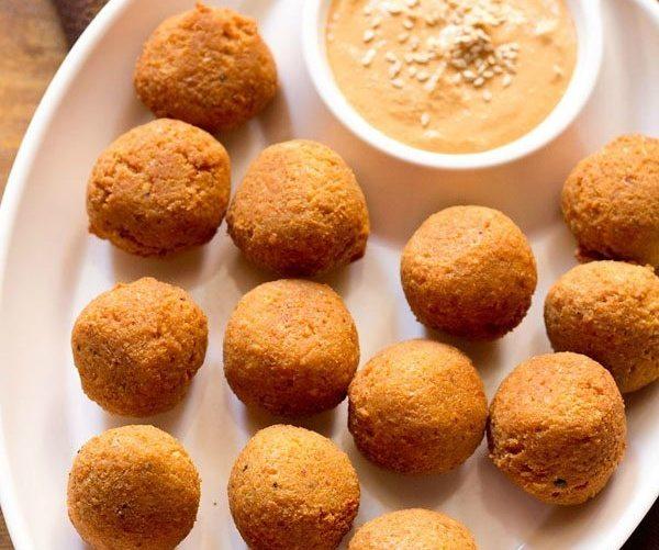 falafel - veg world recipes