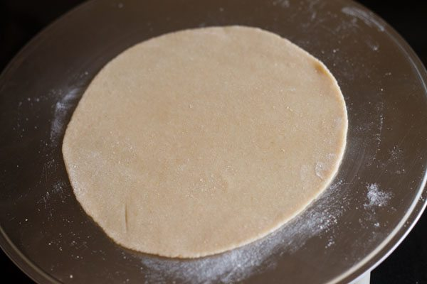 dough for Goan nevris recipe