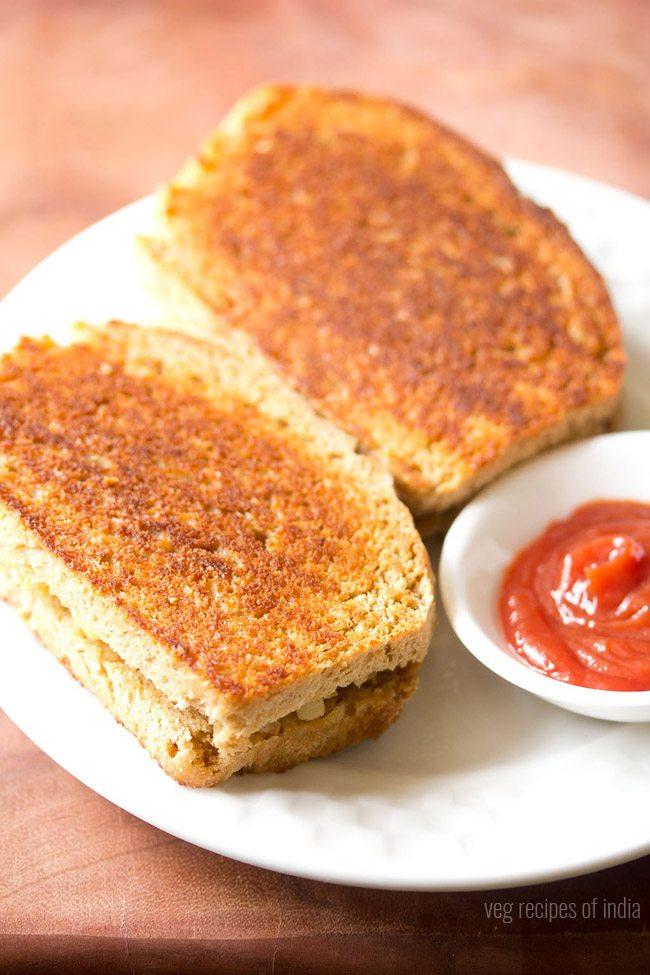 grilled potato sandwich recipe