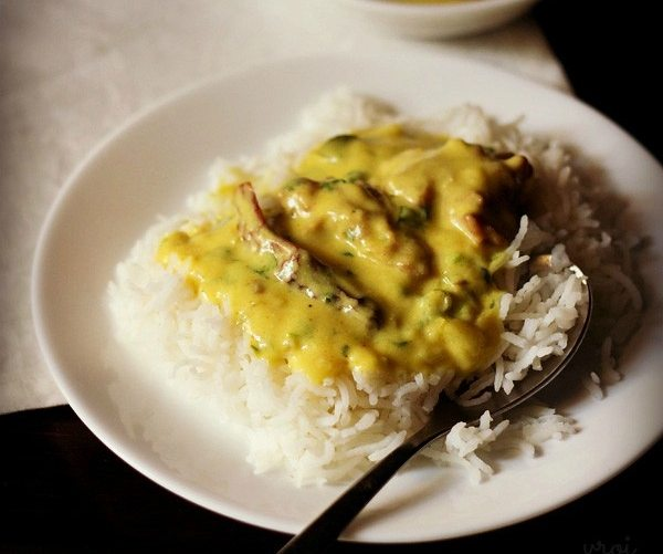 kadhi - main course recipes