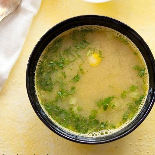makai ka shorba recipe, indian style sweet corn soup recipe