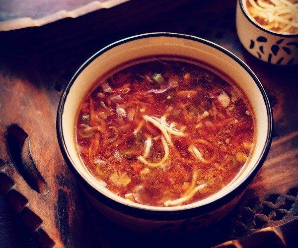 soup - veg world recipes
