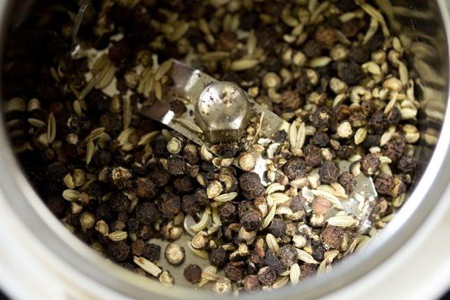 pepper for mushroom pepper fry recipe