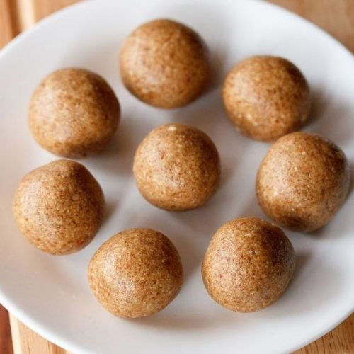 peanut ladoo recipe, groundnut laddu recipe