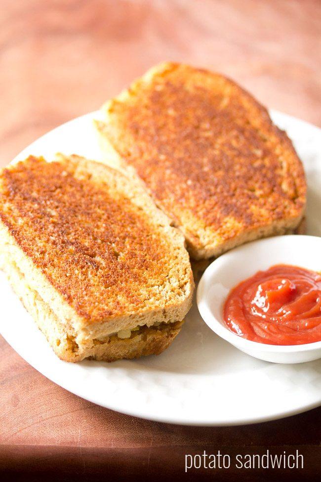 potato sandwich recipe