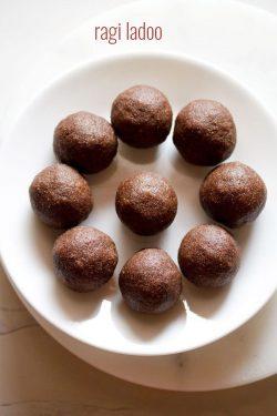 ragi ladoo recipe, how to make ragi ladoo | nachni ladoo recipe