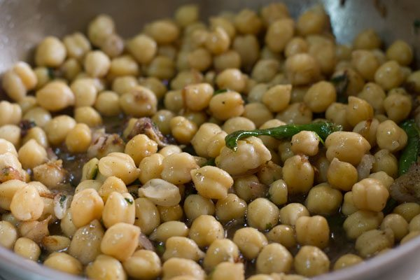 sukhe chole recipe11