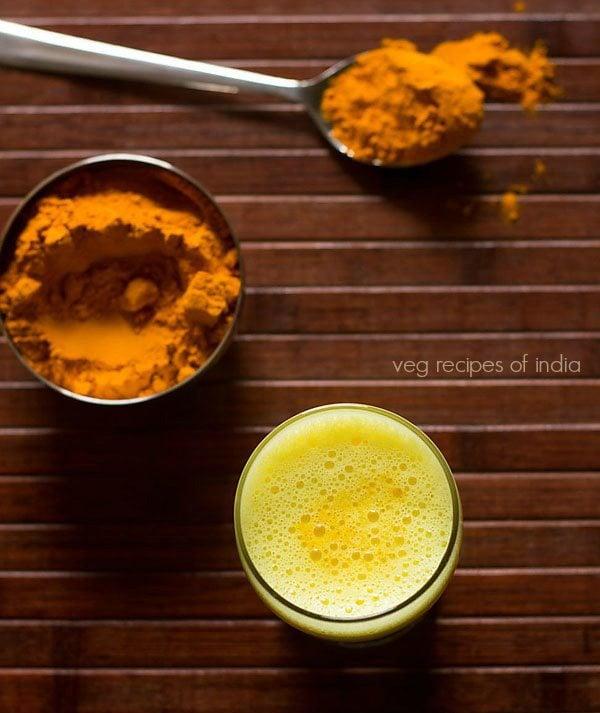 Turmeric Milk Recipe Haldi Wala Doodh Recipe Turmeric