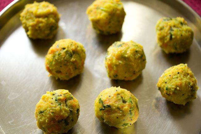 making veg bonda recipe
