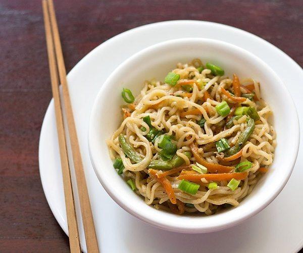 noodles - street food recipes