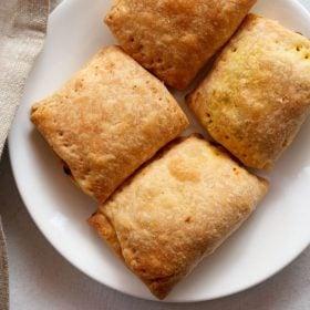 veg puff recipe, curry puff recipe, vegetable puff recipe