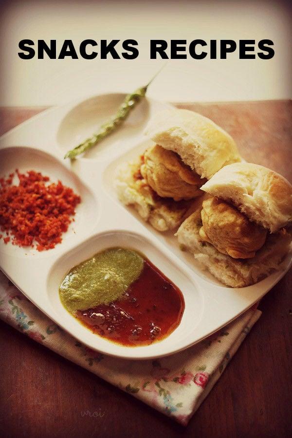 Snacks Recipes 20 Best Veg Starters Recipes Evening Snacks Recipes