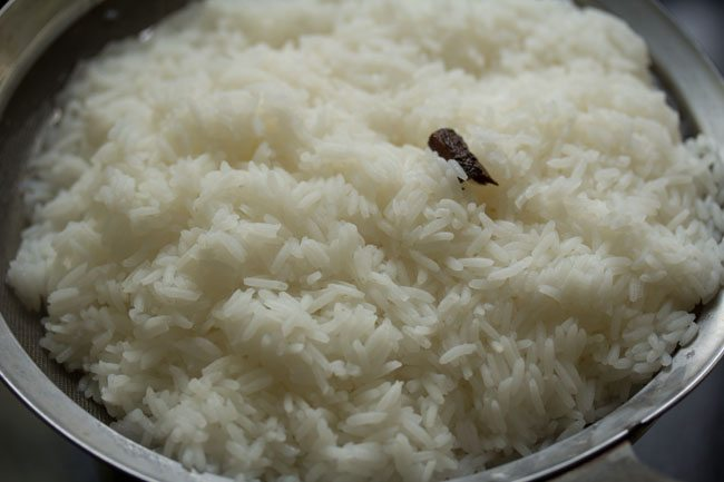rice for ambur veg biryani recipe