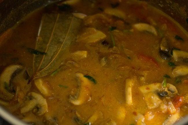 water for ambur biryani recipe