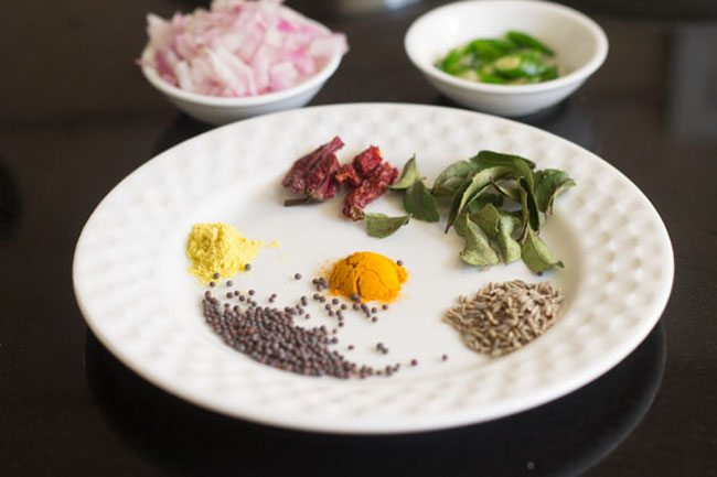 making beetroot sabzi recipe