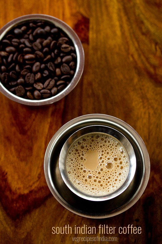 filter coffee recipe