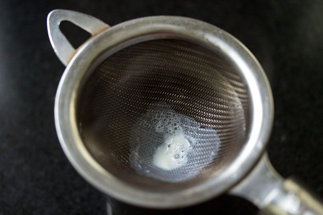 making filter coffee recipe