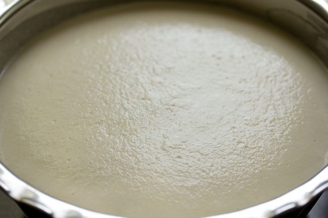 batter for preparing ghee roast dosa recipe