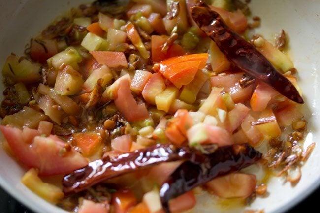 making kara chutney recipe