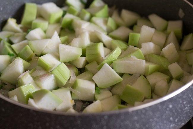 lauki for lauki sabzi recipe