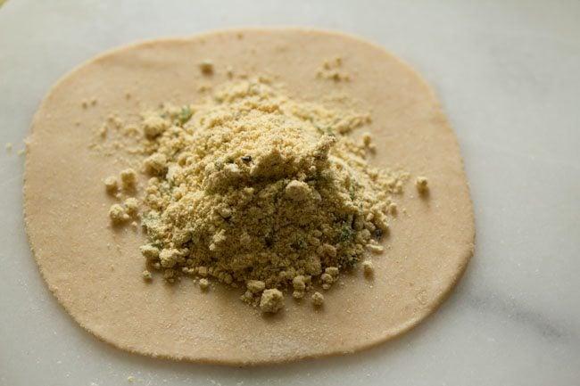 dough balls for making litti chokha recipe