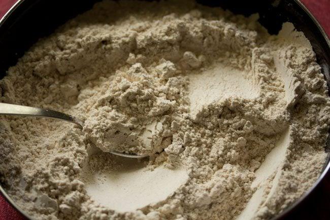flour for masala paratha recipe