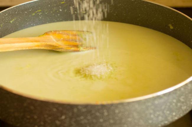 sugar to make matar kheer recipe