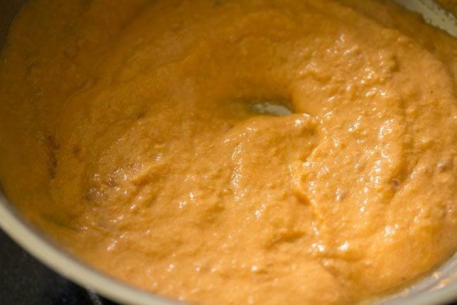 preparing paneer curry recipe