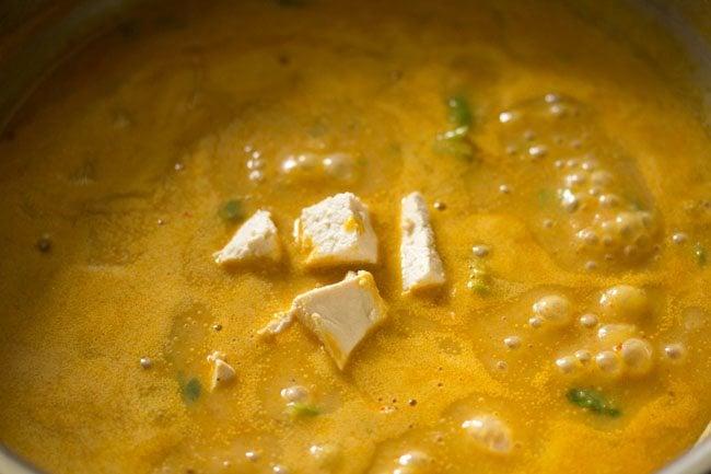 paneer for paneer masala recipe