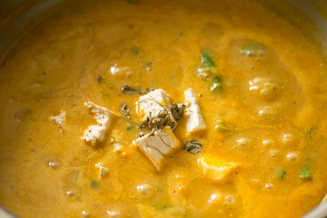 paneer for cottage cheese curry recipe