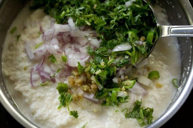 batter for making rava cheela recipe