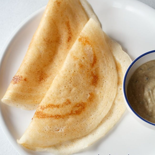 sabudana dosa recipe, sago dosa recipe, sabudana dosa with rice
