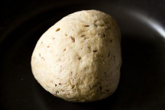 dough for making namkeen shankarpali recipe