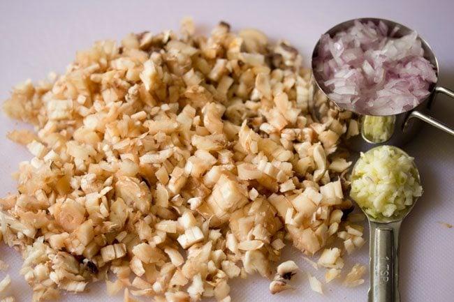 mushroom for making stuffed mushrooms recipe