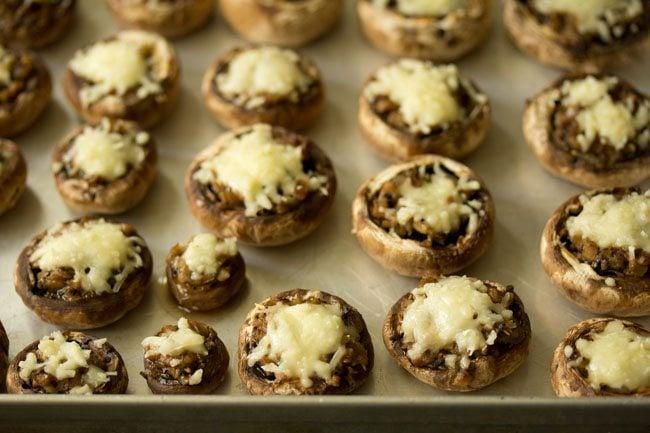 baked stuffed mushrooms recipe