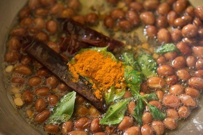 making tamarind rice recipe