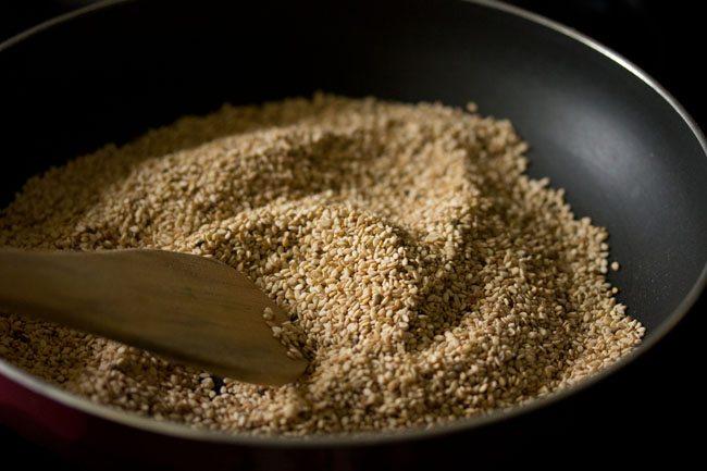 sesame seeds for til gud ke ladoo recipe