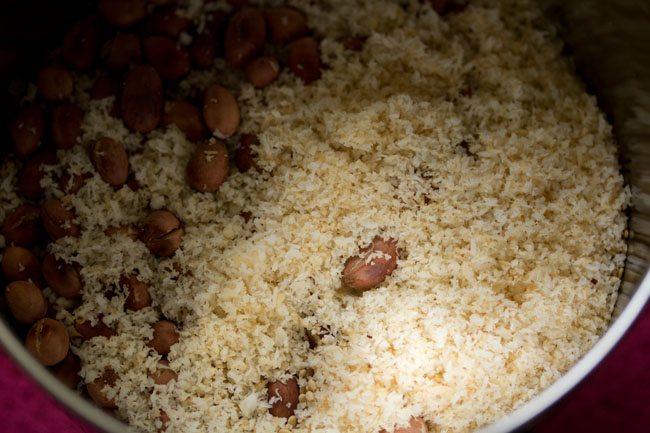 making sesame seeds ladoo recipe