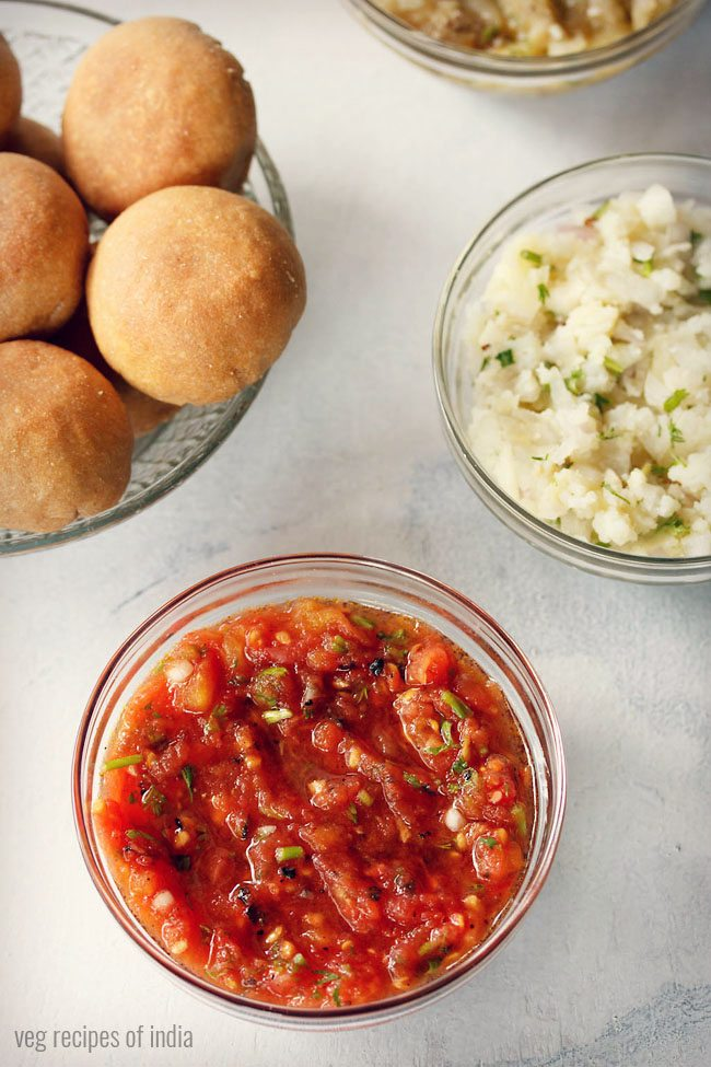 tomato bharta recipe