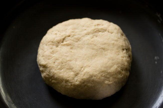 dough for veg momos recipe