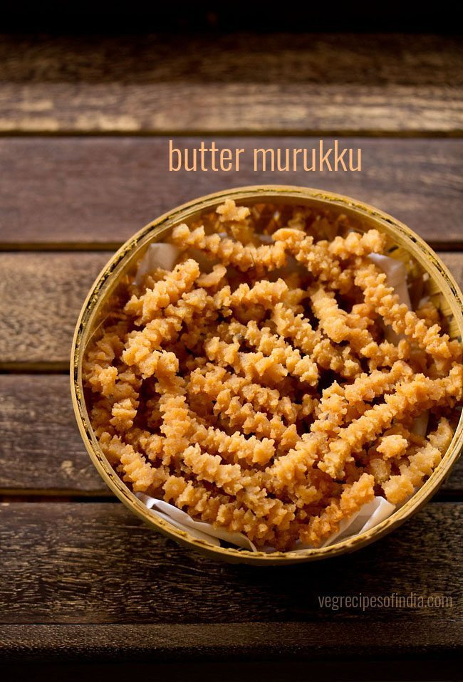 butter murruku recipe