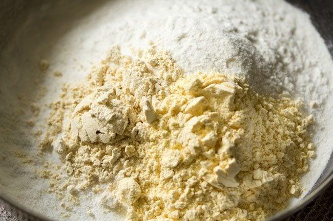 flour for butter murukku recipe