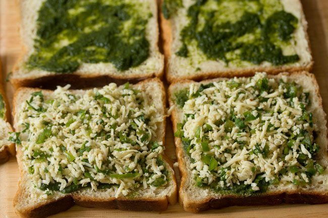 cheese for mumbai cheese chilli toast recipe