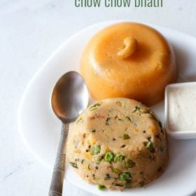 chow chow bhaath recipe