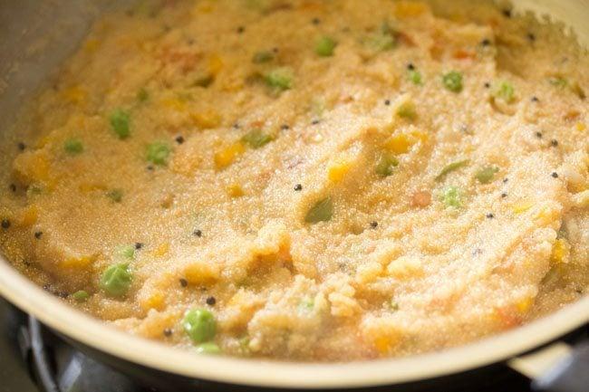 making chow chow bhath recipe